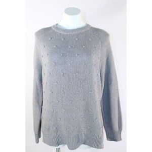 Old Navy Knotted Sweater - Large